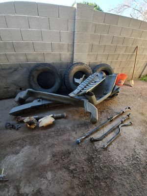 Jeep Jku parts and tires for Sale in Glendale, AZ