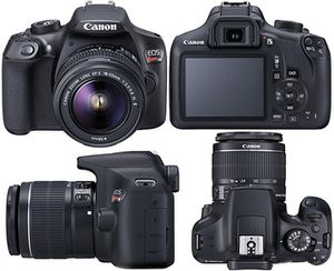 CANON REBEL T6 - GREAT CONDITION for Sale in Las Vegas, NV