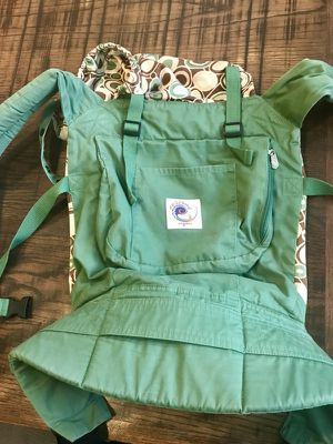ERGO Organic cotton Baby Carrier for Sale in Tampa, FL