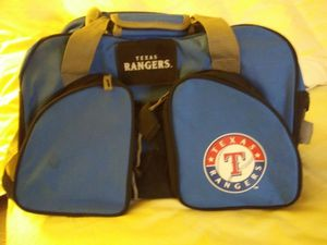 Texas ranger duffle bag for Sale in Duncanville, TX