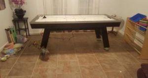 New!! Air hockey table, hover hockey table for Sale in Phoenix, AZ