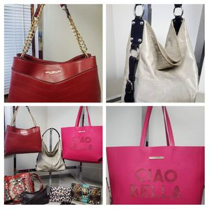 Lot of Designer Handbags - Vince Camuto, Marc New York, Tano + more for Sale in Kenosha, WI
