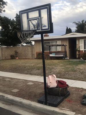 Lifetime Portable Basketball Hoop for Sale in Orange, CA