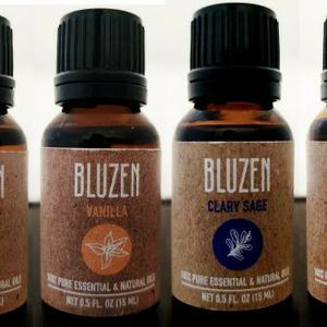 Bluzen Essential Oil Set ( 6 Bottles ) for Sale in City of Industry, CA