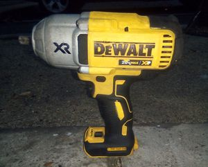 DeWALT Torque impact Wrench-BARE TOOL for Sale in Alameda, CA