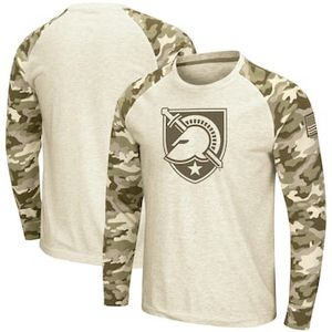 Army Black Knights Colosseum OHT Military Appreciation Digi Camo Raglan Long Sleeve for Sale in Quakertown, PA