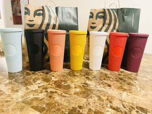 Brand new customized matte studded tumblers for Sale in Phoenix, AZ