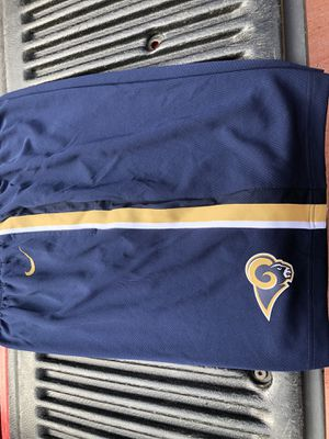 Los Angeles Rams Nike Shorts (XL) for Sale in Columbia, MO