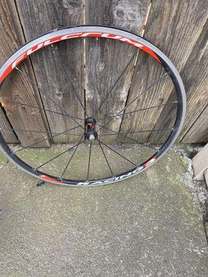 Fulcrum race 3 road bike front wheel for Sale in Richmond, CA