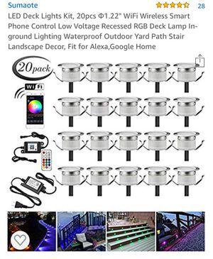 LED deck lights for Sale in Norwalk, CA