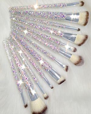 Blinged makeup brushes for Sale in Rosenberg, TX