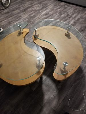 Coffee table or 2 side tables for Sale in East Granby, CT