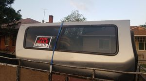 Short bed camper shell 79inches long for Sale in Pueblo, CO