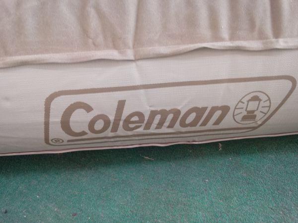 Coleman queen size air mattress