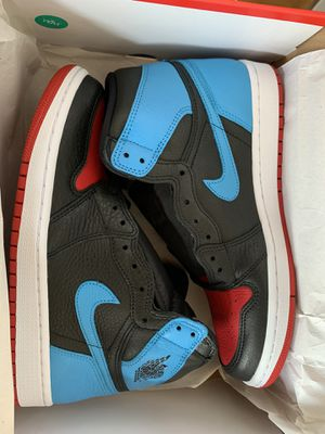 Air Jordan 1 High UNC to Chi men's size 8.5 /women's 10 for Sale in Philadelphia, PA