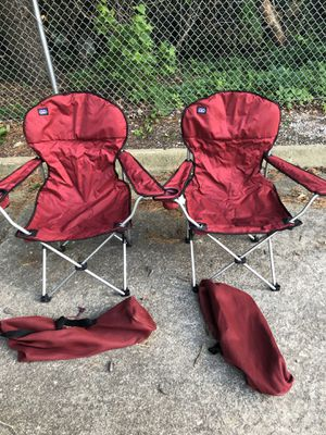 Outdoor , portable chairs for Sale in Alexandria, VA