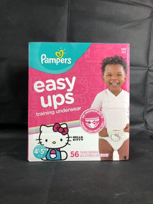 Pampers Easy Ups 4-5T for her or him for Sale in Melvindale, MI