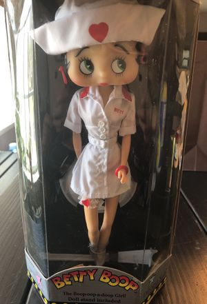 Betty Boop Doll for Sale in Chantilly, VA
