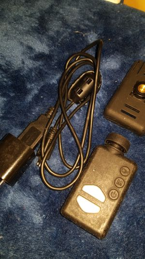 Mini camera with mount and charger for Sale in Miami, FL