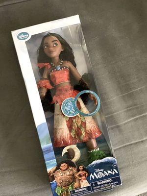 Moana Doll for Sale in Homestead, FL