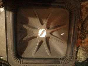 Solobaric 15 inch sub for Sale in Groves, TX