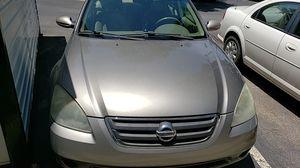 2004 Nissan Altima 2.5sl, the best trim level in 2004 for the altima for Sale in Alpharetta, GA