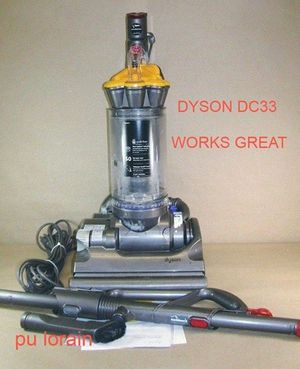 Dyson dc33 for Sale in Lorain, OH