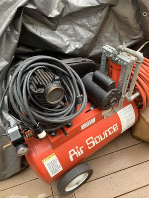 Air Source Air Compressor for Sale in Federal Way, WA