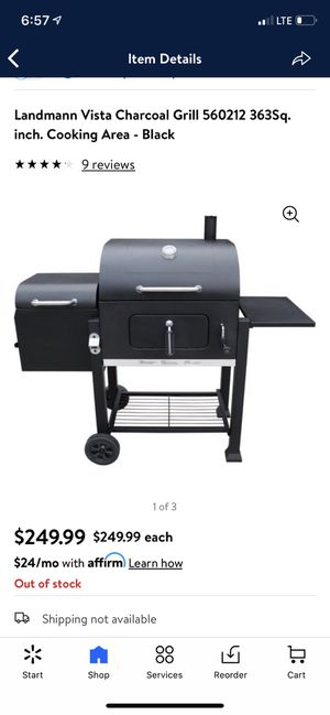 Brand new charcoal grill for Sale in Las Vegas, NV