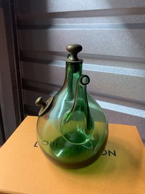 Antique Glass bottle. Ice space for Sale in Aloma, FL