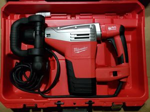 Milwaukee SDS-MAX Demolition Hammer for Sale in Greenville, SC