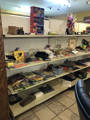 Metal shelves for sale! 60 Each sections part. for Sale in Apple Valley, CA