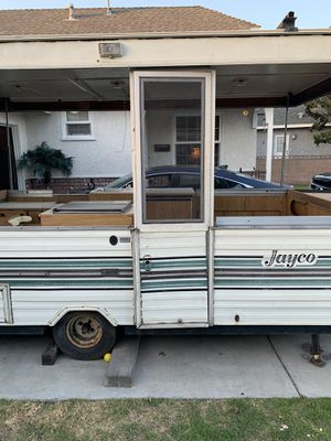 "Jayco ""jayking 12"" camper pop up for Sale in Garden Grove, CA"