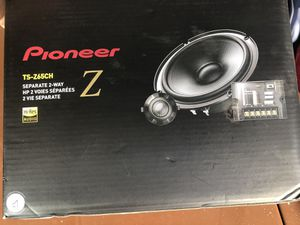 Pioneer Z High Res component set for Sale in Port St. Lucie, FL