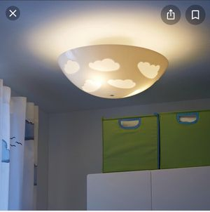 IKEA Cloud Lamp for Sale in Yeadon, PA