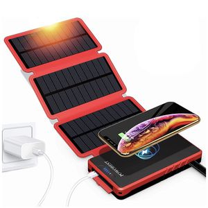 Solar Panel Rechargeable Portable Charger/ Powerbank for Sale in Pompano Beach, FL