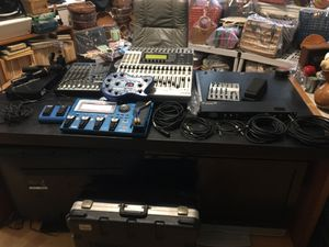 Dj/ music equipment for Sale in Waipahu, HI