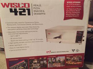 Wisco 421 oven for pizza, snacks, dessert etc, for Sale in Lake Elsinore, CA