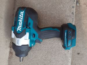 makita 1/2 impact tool only firm for Sale in Los Angeles, CA