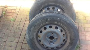 Honda rims and tires for Sale in Smyrna, TN