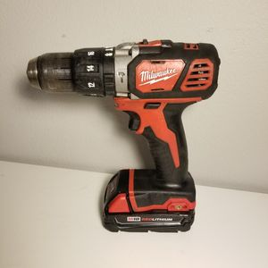 Milwaukee hammer Drill for Sale in Aurora, CO