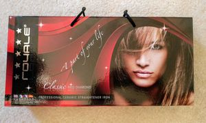 Hair straightener Flat iron for Sale in Sterling, VA
