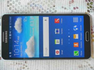 Like New Samsung Galaxy Note 3 Verizon/T-Mobile/MetroPCS/AT&T Unlocked for Sale in Glendale, AZ