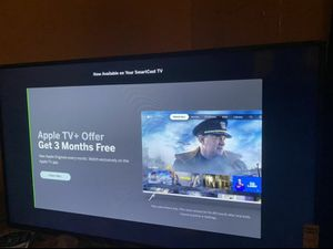 OBO Vizio 50 Inch 4K Ultra HD HDR Smart TV ONLY SERIOUS BUYERS for Sale in North Miami, FL