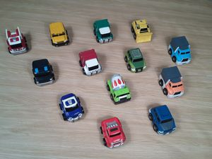 Pull Back n' Go Cars by Kid Galaxy for Sale in Las Vegas, NV