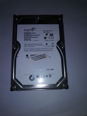Harddrive for apple for Sale in Lynn, MA