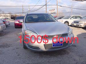 Chevy Impala 2012 for Sale in Dallas, TX