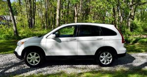 White 2O08 Honda Honda CRV EX-L AWDWheels Good for Sale in Denver, CO