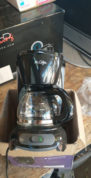 Brand new never used coffee maker (open box) for Sale in Riverside, CA