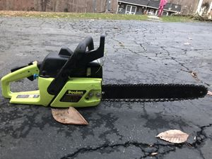 Poulan Chainsaw Set for Sale in Manassas, VA